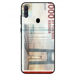 1000 Danish Kroner Note Cover For Samsung Galaxy A11
