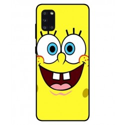 Durable SpongeBob Cover For Samsung Galaxy A31