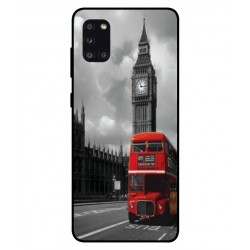Durable London Cover For Samsung Galaxy A31