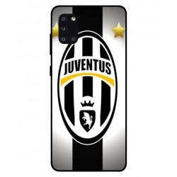 Durable Juventus Cover For Samsung Galaxy A31