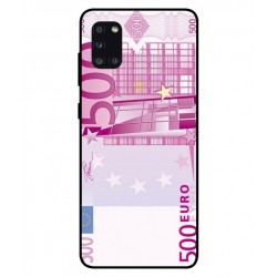 Durable 500 Euro Note Cover For Samsung Galaxy A31