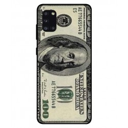 Durable 100 Dollar Note Cover For Samsung Galaxy A31