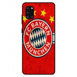 Durable Bayern De Munich Cover For Samsung Galaxy A31