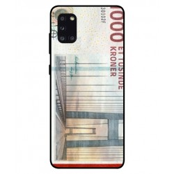 1000 Danish Kroner Note Cover For Samsung Galaxy A31