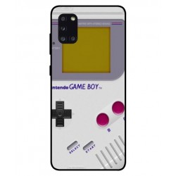 Durable GameBoy Cover For Samsung Galaxy A31