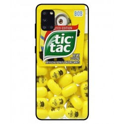 Durable TicTac Cover For Samsung Galaxy A31