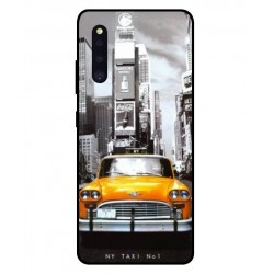 Durable New York Cover For Samsung Galaxy A41