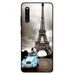 Durable Paris Eiffel Tower Cover For Samsung Galaxy A41
