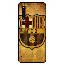 Durable FC Barcelona Cover For Samsung Galaxy A41