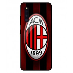 Durable AC Milan Cover For Samsung Galaxy A41
