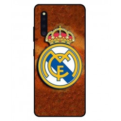 Durable Real Madrid Cover For Samsung Galaxy A41
