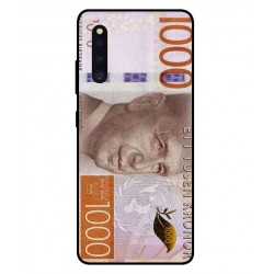 Durable 1000Kr Sweden Note Cover For Samsung Galaxy A41