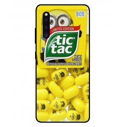 Durable TicTac Cover For Samsung Galaxy A41