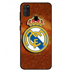 Durable Real Madrid Cover For Samsung Galaxy M21