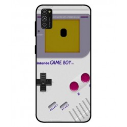 Durable GameBoy Cover For Samsung Galaxy M21