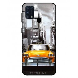 Durable New York Cover For Samsung Galaxy M31
