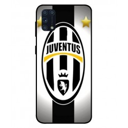 Durable Juventus Cover For Samsung Galaxy M31