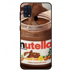 Durable Nutella Cover For Samsung Galaxy M31