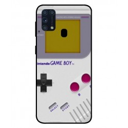 Durable GameBoy Cover For Samsung Galaxy M31