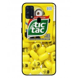Durable TicTac Cover For Samsung Galaxy M31