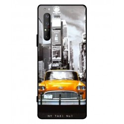 Durable New York Cover For Sony Xperia 1 II