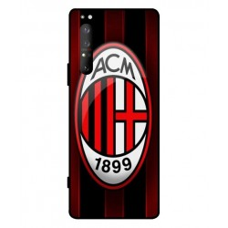 Durable AC Milan Cover For Sony Xperia 1 II