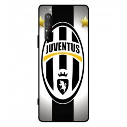 Durable Juventus Cover For Sony Xperia 1 II
