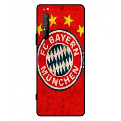 Durable Bayern De Munich Cover For Sony Xperia 1 II