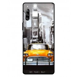 Durable New York Cover For Sony Xperia 10 II