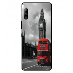 Durable London Cover For Sony Xperia 10 II
