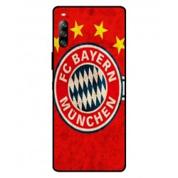 Durable Bayern De Munich Cover For Sony Xperia 10 II