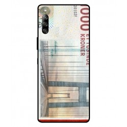 1000 Danish Kroner Note Cover For Sony Xperia 10 II