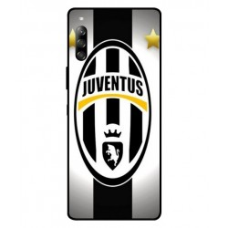 Durable Juventus Cover For Sony Xperia 10 II