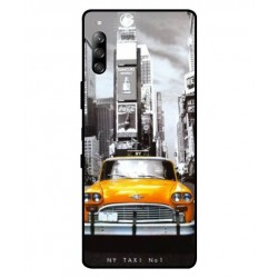 Durable New York Cover For Sony Xperia L4