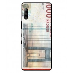 1000 Danish Kroner Note Cover For Sony Xperia L4