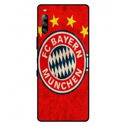 Durable Bayern De Munich Cover For Sony Xperia L4