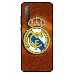 Durable Real Madrid Cover For Xiaomi Mi 10 5G