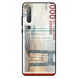 1000 Danish Kroner Note Cover For Xiaomi Mi 10 5G