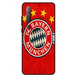 Durable Bayern De Munich Cover For Xiaomi Mi 10 5G