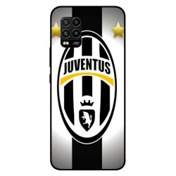 Durable Juventus Cover For Xiaomi Mi 10 Lite 5G