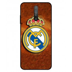 Durable Real Madrid Cover For Xiaomi Poco X2