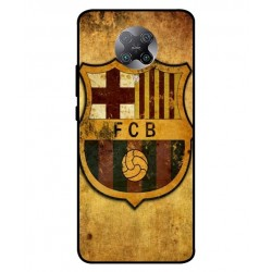 Durable FC Barcelona Cover For Xiaomi Redmi K30 Pro