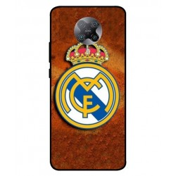 Durable Real Madrid Cover For Xiaomi Redmi K30 Pro