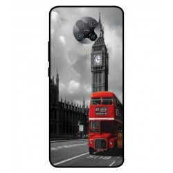 London Cover Til Xiaomi Redmi K30 Pro Zoom