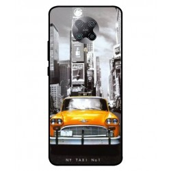 New York Cover Til Xiaomi Redmi K30 Pro Zoom