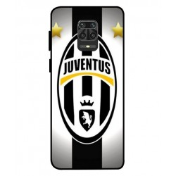 Durable Juventus Cover For Xiaomi Redmi Note 9 Pro