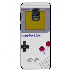 Durable GameBoy Cover For Xiaomi Redmi Note 9 Pro Max