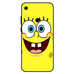 Durable SpongeBob Cover For Huawei Honor 8A 2020