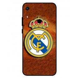 Durable Real Madrid Cover For Huawei Honor 8A 2020