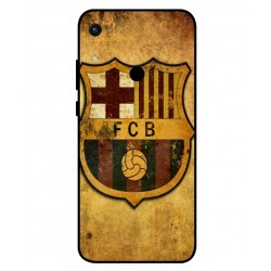 Durable FC Barcelona Cover For Huawei Honor 8A 2020